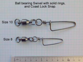 Svirvler med lås