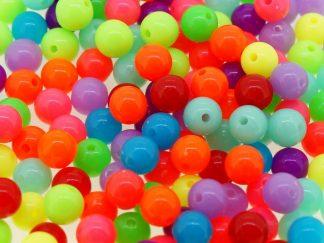 Fluorocerende perler.